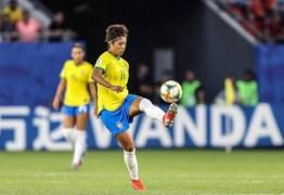 Cristiane está concorrendo ao prêmio de gol mais bonito da Copa do Mundo feminina