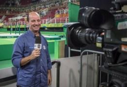 DESGASTE: Marcos Uchôa se afasta da TV Globo por conta de desentendimentos