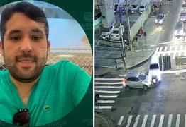 IDENTIFICADO: Site descobre quem é o motorista que causou acidente na Epitácio Pessoa
