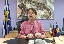 'Podemos dizer não ao Frature-se': Reitora da UFPB convoca comunidade acadêmica para se posicionar contra protejo do MEC