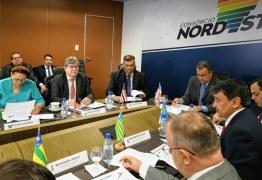 CONSÓRCIO NORDESTE: João Azevêdo e demais governadores definem primeiras ações para angariar investimentos