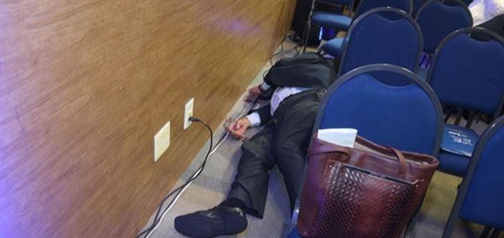 98154dd6 1393 485e 9d2f bac1260862de - 'GOVERNADOR, VOCÊ É MENTIROSO!': Empresário se suicida em evento com ministro de Minas e Energia e governador de Sergipe - VEJA VÍDEO