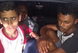 Grupo é detido após fazer motorista de aplicativo refém e trocar tiros com a polícia em João Pessoa