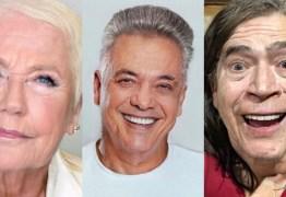 Filtro do envelhecimento faz sucesso entre os famosos: Xuxa, Wesley Safadão e Whindersson Nunes entraram na brincadeira