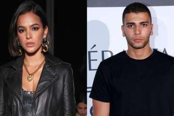 AAEphKX - Bruna Marquezine é flagrada com ex de Kardashian em Los Angeles