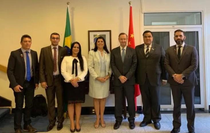 Capturar 21 - Comitiva do governo da Paraíba está na China para garantir implantação do estaleiro de Lucena e investimentos para o estado