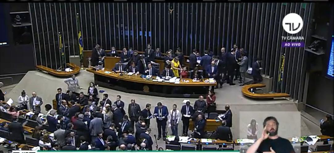 Câmara analisa destaques propostos por partidos que ainda podem mudar texto-base; acompanhe ao vivo