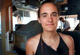 RESGATE HUMANITÁRIO: Juíza liberta capitã do Sea Watch e diz que ela agiu para salvar vidas