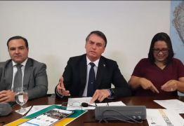 Bolsonaro defende não cursar autoescola: 'Nem devia ter exame' – VEJA VÍDEO