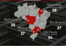 CONTRATOS SUPERAM R$ 3,6 BI: Mais de 500 grandes obras na área da educação estão paradas
