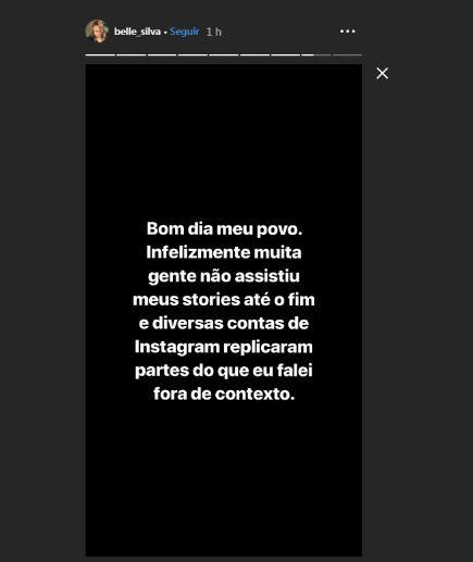 Capturar9 2 - Esposa de Thiago Silva comenta morte de blogueira: 'Se suicidou porque quis e vai queimar no mármore do inferno' - VEJA VÍDEO