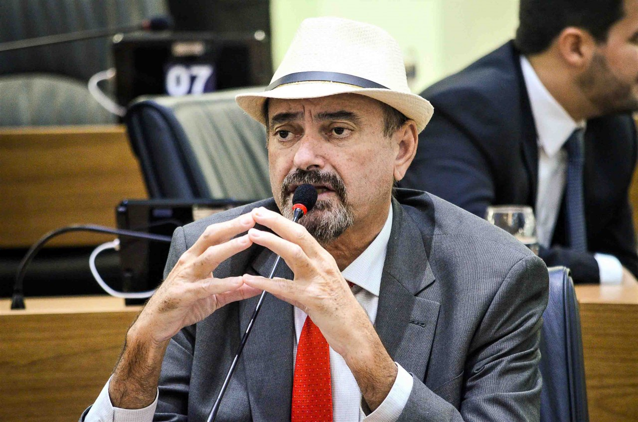 Deputado Jeová Campos criticou aprovação do texto da reforma da Previdência na Câmara - Jeová Campos critica Marco Regulatório do Saneamento Básico e possibilidade de privatizar a Cagepa