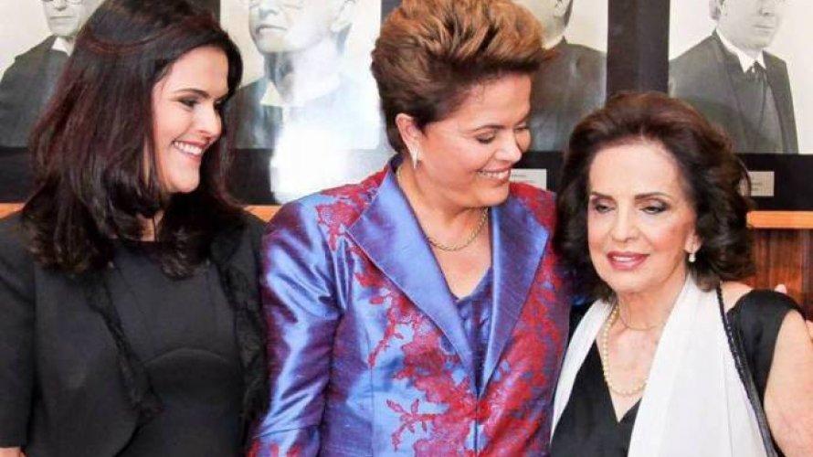 IMAGEM NOTICIA 0 1 - LUTO: morre a mãe da ex-presidenta Dilma Rousseff