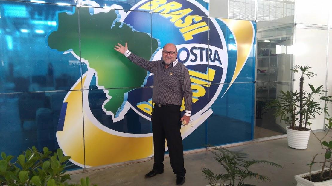 MARTINEZ - Começa amanhã a edição de 25 anos da Brasil Mostra Brasil no Centro de Convenções de João Pessoa