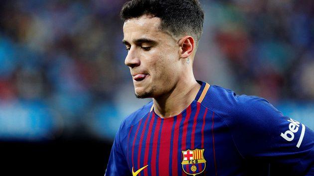 Philippe Coutinho Barcelona lance 720 EFE - Empresário de Coutinho nega conversa com PSG