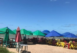 Praça de Alimentação da Praia de Coqueirinho recebe melhoria de equipamentos turísticos