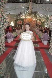 WhatsApp Image 2019 07 07 at 09.47.10 200x300 - BRASIL MOSTRA BRASIL: desfiles de noivas e daminhas na Multifeira encanta visitantes