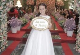 BRASIL MOSTRA BRASIL: desfiles de noivas e daminhas na Multifeira encanta visitantes