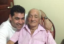 Morreu aos 93 anos o pai do ex procurador do estado Gilberto Carneiro