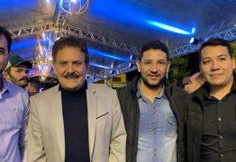Tião Gomes encontra aliados durante festejos do Caminhos do Frio em Solanea