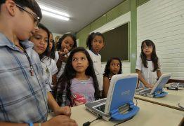 ALERTA: menos da metade dos estudantes aprende sobre segurança na internet