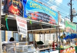 Justiça autoriza participação de ambulantes na Festa das Neves