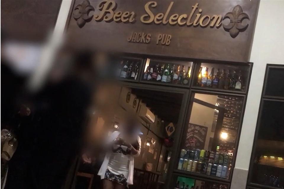 LISTA DO SEXO: Garotas de programa são obrigadas a pagar para atrair clientes e permanecer em bar