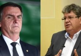 JOÃO AZEVÊDO REBATE BOLSONARO: 'A Paraíba precisa de atenção'