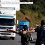 caminhoneiros1 - PARALISAÇÃO: caminhoneiros divulgam pontos de parada pelo Whatsapp