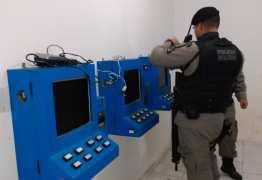 Polícia Militar desmancha casa de jogos de azar na capital