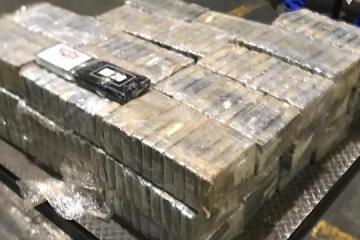 coca - Polícia apreende 4 toneladas de cocaína em Curitiba