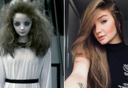 'Menina Fantasma' do SBT faz sucesso nas redes sociais com fotos sensuais