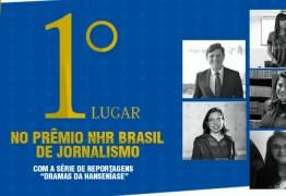 Lançado a menos de dois meses, Repórter Especial conquista 1º lugar no Prêmio Nacional de Jornalismo