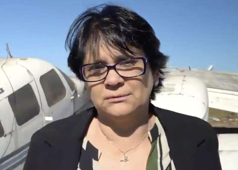 damares alves - Bolsonaro publica vídeo mostrando aeronaves da Funai em acentuado estado de degradação - VEJA VÍDEO
