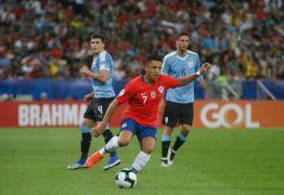 Chile e Peru decidem hoje quem joga contra o Brasil na final da Copa América