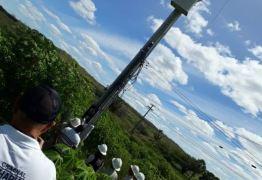 Operação flagra granja e propriedade rural desviando energia na Paraíba