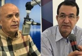 """Secretário de Saúde da PB rebate Adalberto sobre macas retidas e questiona: """"14 ambulâncias do Samu são suficientes?"""""""