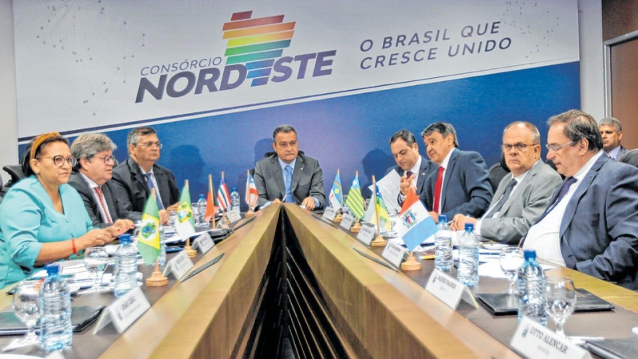 image 2 - ECONOMIA E GESTÃO: Consórcio Nordeste vai lançar edital de licitação para compras conjuntas dos nove estados