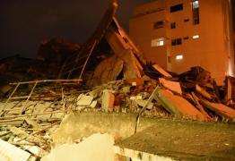 Câmeras flagram momento em que prédio anexo do Hospital Samaritano desaba ; VEJA VÍDEO