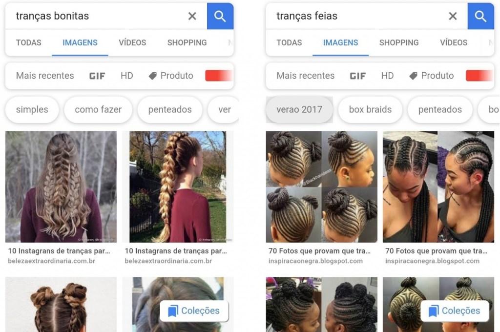 img 7161 1024x680 - Pesquise 'tranças bonitas' e 'tranças feias' no Google: um caso de racismo algorítmico - Por Tiago Rogero
