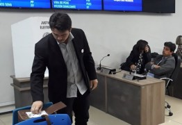 Com 12 votos, Luizinho é eleito presidente da Câmara Municipal de Sapé
