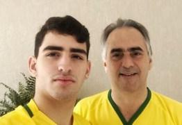 TRAUMATISMO: Chefe de gabinete, Lucélio Cartaxo, sofre acidente de quadriciclo com o filho