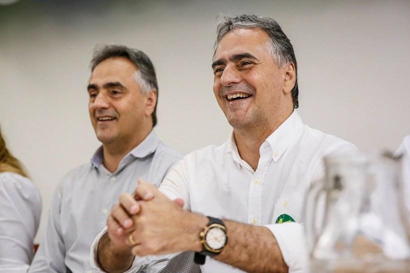 lucelio e luciano - Prefeito Luciano Cartaxo comunica alta hospitalar de seu irmão Lucélio