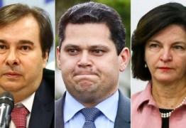 SUSPENSE EM BRASÍLIA: PF descobre que Maia, Alcolumbre e Dodge também foram vítimas de hacker