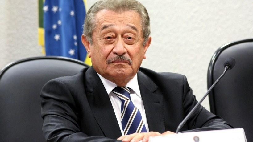 maranhao jose - NOVO BOLETIM: sedado e em ventilação mecânica, senador José Maranhão segue internado em UTI de São Paulo