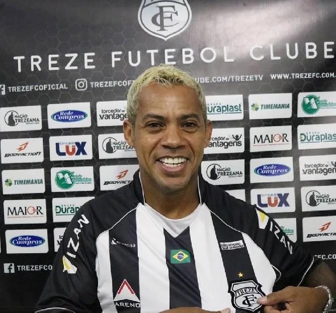 UM NOVO TREZE: Marcelinho Paraíba volta e vai lutar para sair do rebaixamento