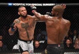 ADIADO: Thiago 'Marreta' lesiona os dois joelhos e retorno ao UFC fica para 2020