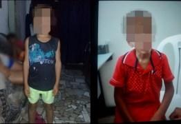 Polícia Civil diz que criança apanhava, era acorrentada e tinha as mãos queimadas por velas