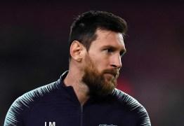 COMPRADA? Messi diz que Copa América está armada para o Brasil