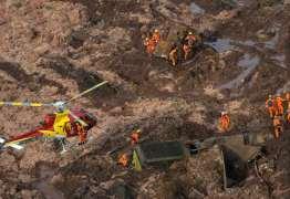 Bombeiros encontram corpo intacto de vítima de Brumadinho